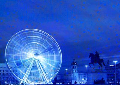 Aeli Grand Bleu